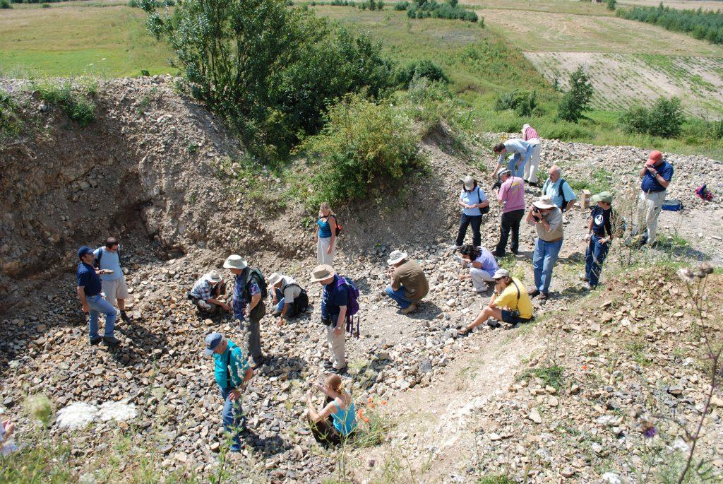 świętokrzyska galeria - geologia Łagów (Płucki)